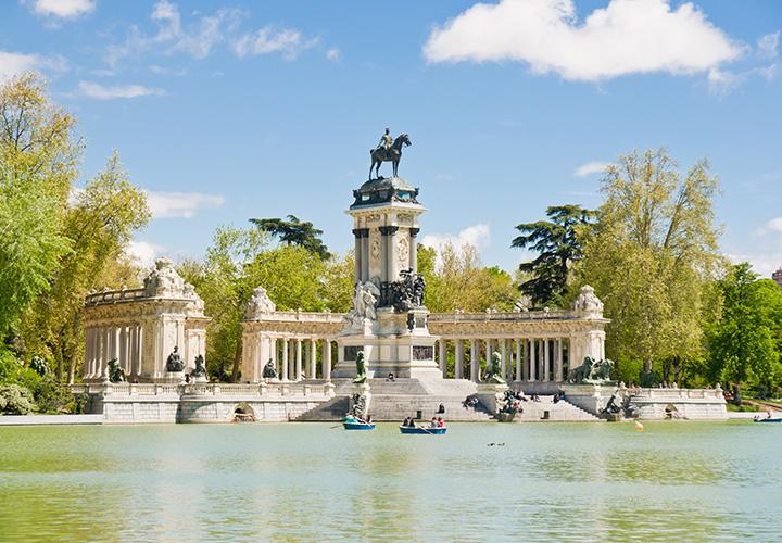 Billige flybilletter til MADRID - fra 780 kr. t/r