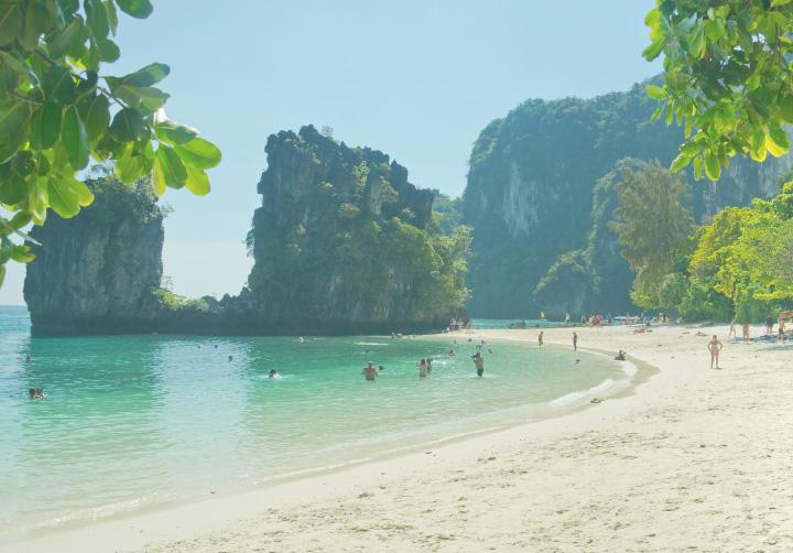 enkeltbillet til thailand